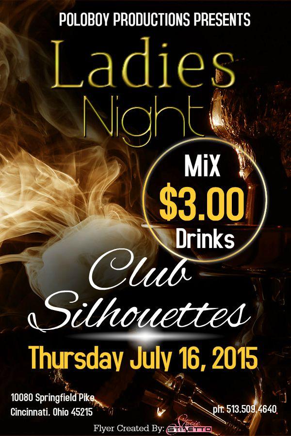 LADIES NIGHT 3